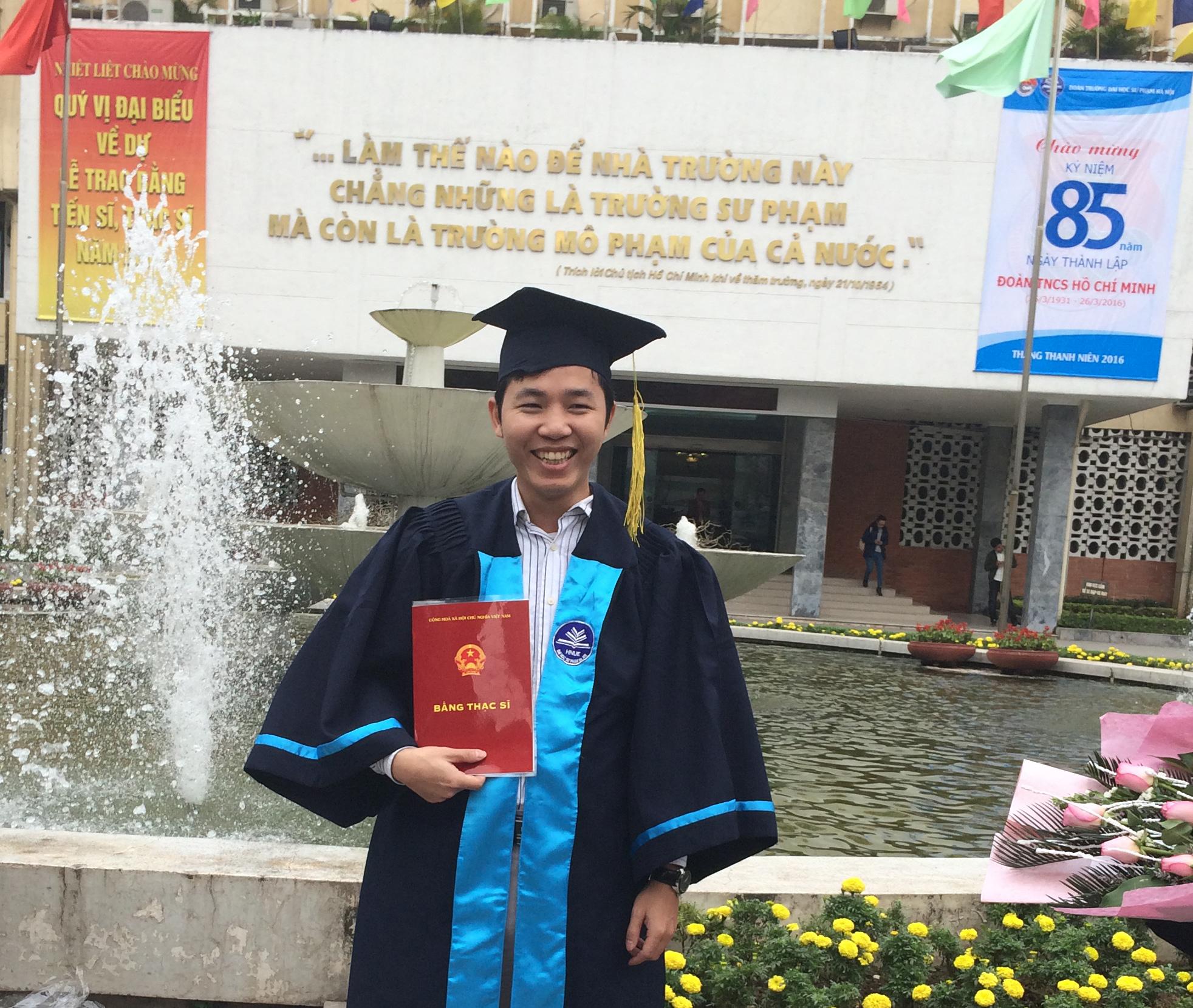 Giáo viên dạy thêm, ôn luyện thi toán ở Hà Nội