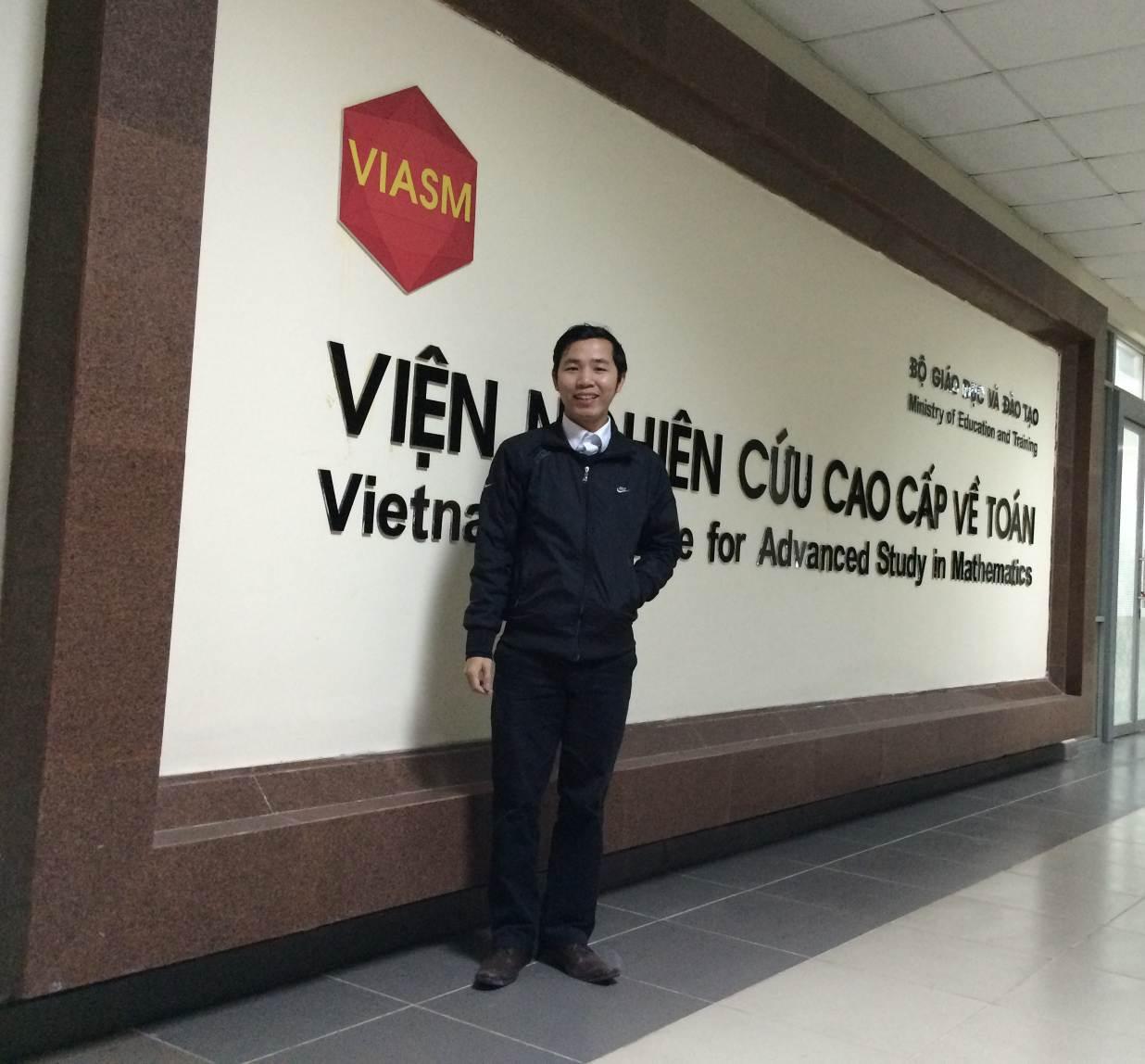 Giáo viên toán giàu kinh nghiệm luyện thi tại Hà Nội