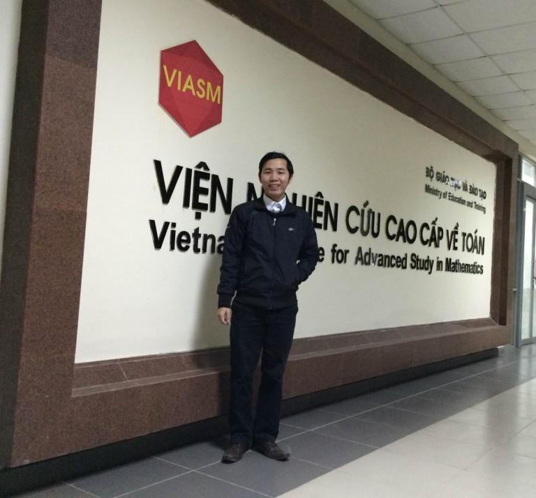 Giáo viên chuyên dạy toán lớp 8 tại Hà Nội